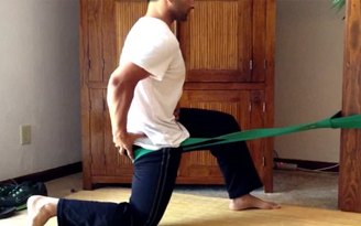 Super Stretch The Hip Flexors For Beating Injuries