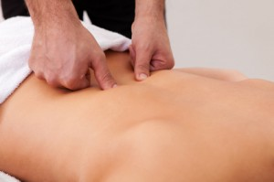 acupressure for lower back pain