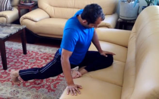 how to build core strength without injuring neck