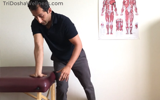 Forearm and Wrist Stretching